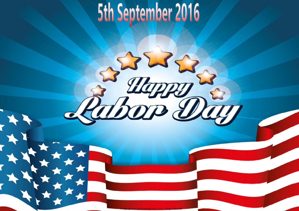 Labor Day US 5 September 2016  Quality Aging