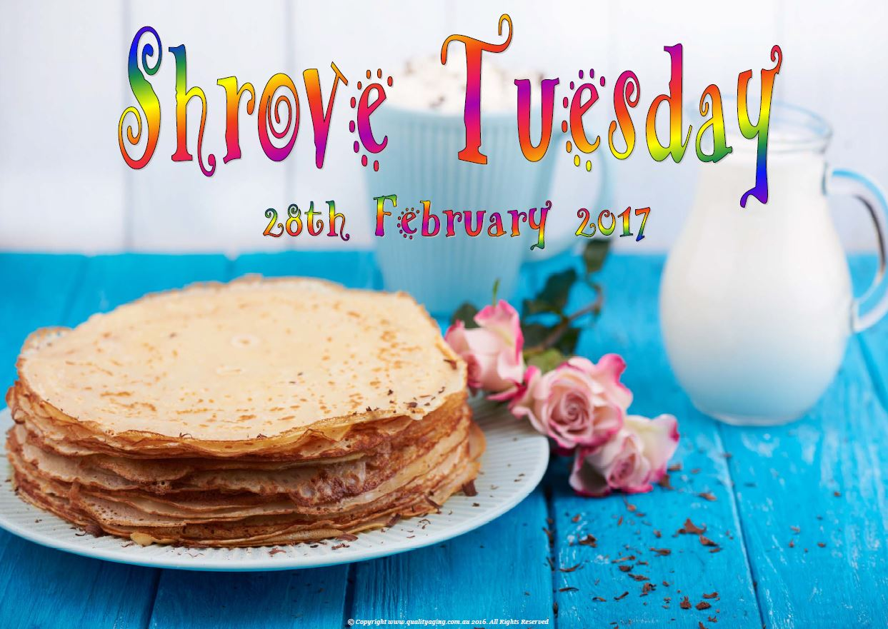 shrove tuesday - photo #23