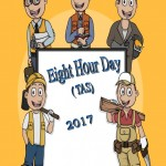 Eight Hour Day Tas - 2017 - no date