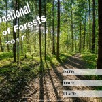 Int. Day of Forests - 2017 - fillable