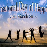 Int. Day of Happiness - 2017