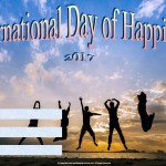 Int. Day of Happiness - 2017 -fillable