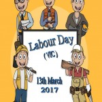 Labour Day (VIC) - 2017