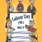 Labour Day (VIC) - 2017 - fillable