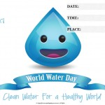World Water Day - 2017 - fillable