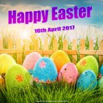 Happy Easter - 2017
