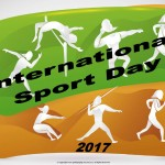 International Sport Day - 2017 - no date