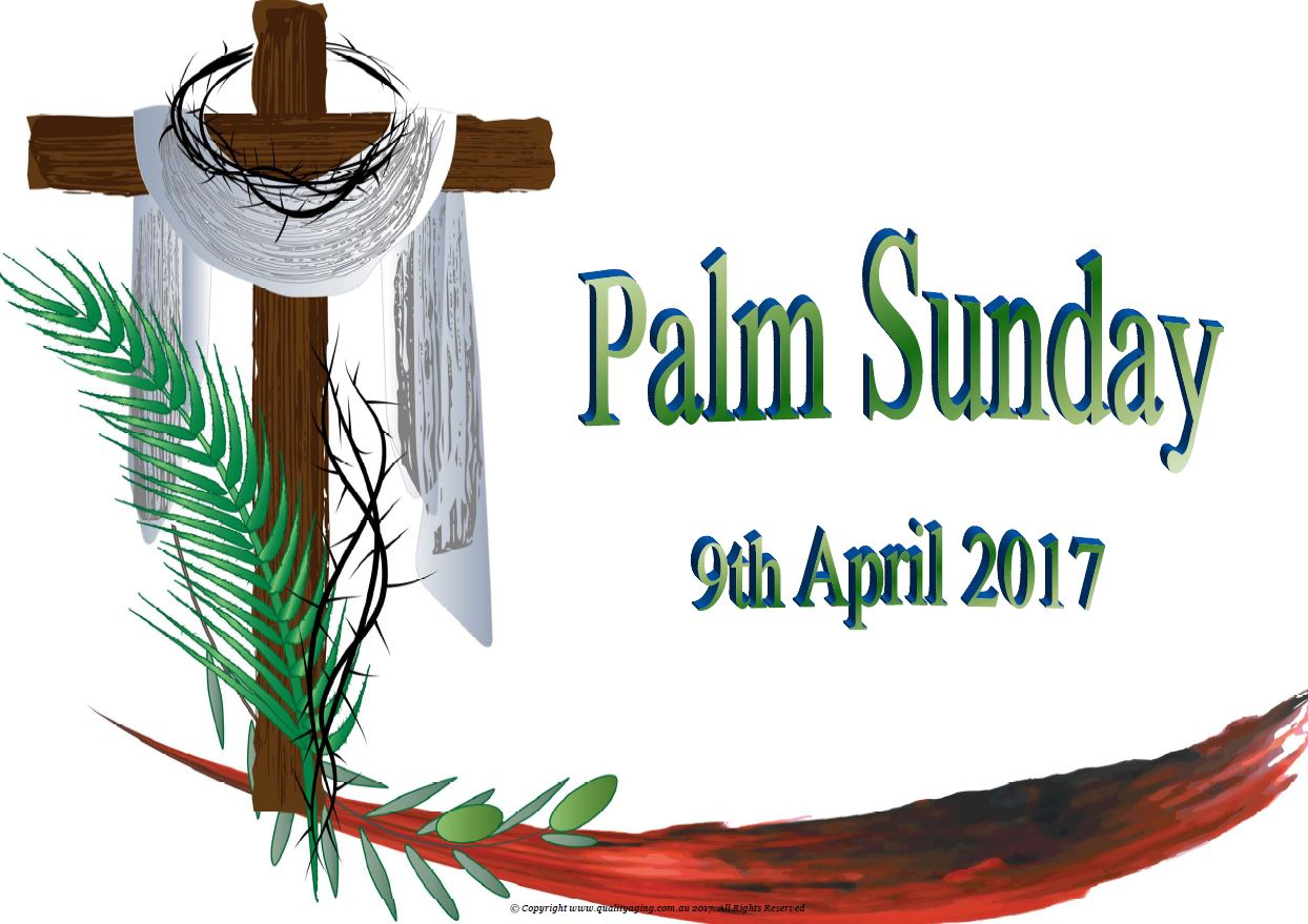 palm sunday 2017 - photo #2