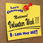 National Volunteers Week - 2017