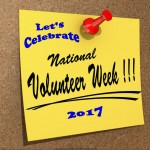 National Volunteers Week - 2017 - no date