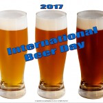 Int. Beer Day - 2017 - no date