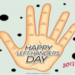 International Left Handers Day - 2017 - no date