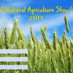 Royal National Agriculture Show - 2017 - fillable