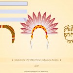 World Indigenous Peoples Day - 2017 - fillable