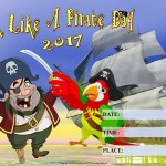 Talk like a pirate day 2 - 2017 - fillable