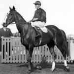 Rogilla_1932_VATC_Caulfield_Cup_Return_to_Scale_Jockey_George_Robinson_Trainer_Les_Haigh