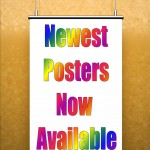 Newest posters available