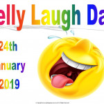 Belly Laughing Day - 2019