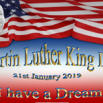 Martin Luther King Day - 2019