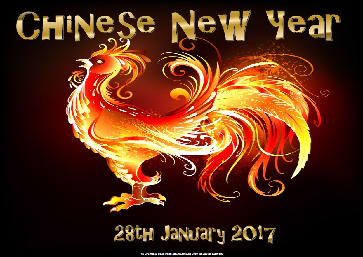 Chinese New Year January 28 2017 Quality Aging