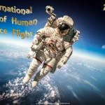 Int. Day of Human Space Flight - 2017 - no date