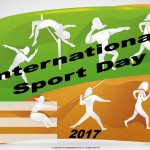 International Sport Day - 2017 - fillable