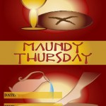 Maundy Thursday - 2017 - fillable