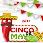 Cinco de Mayo - 2017 - fillable