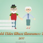 Elder Abuse Awareness Day - 2017 - fillable