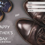 Fathers Day (USA,UK & Canada) - 2017 - fillable