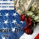 Memorial Day (USA) - 2017 - fillable