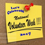 National Volunteers Week - 2017 - fillable