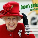 Queens Birthday (NZ) - 2017 - fillable