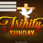 Trinity Sunday - 2017 - fillable