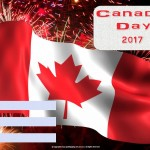 Canada Day - fillable