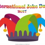 Int. Joke Day - 2017 - no date