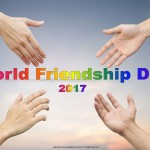 World Friendship Day - 2017 - no date