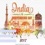 India Independence Day - 2017 - fillable