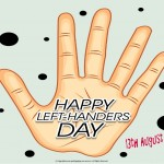 International Left Handers Day - 2017