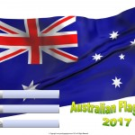 Australian Flag Day - 2017 - fillable