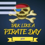 Talk like a pirate day - 2017 - fillable