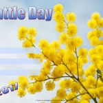 Wattle Day - 2017 - fillable