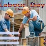 Labour Day (AU) - 2017 - fillable