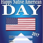 Native American Day - 2017 - fillable
