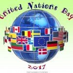 United Nations Day - 2017 - no date