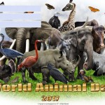 World Animal Day - 2017 - fillable