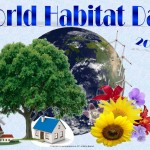 World Habitat Day - 2017 - no date