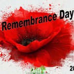 Remembrance Day - 2017 no date