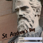 St Andrews Day - 2017 - fillable
