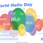 World Hello Day - 2017 - fillable